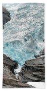 Jostedalsbreen National Park Bath Towel