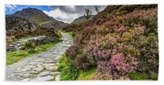 Snowdonia National Park - Bath Towel