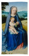 The Rest On The Flight Into Egypt Bath Towel