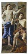 The Triumph Of David Bath Towel