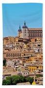 Toledo, Spain Bath Towel