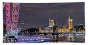 Westminster - London Bath Towel