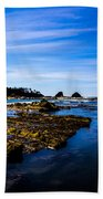 Sunset Bay Beach Bath Towel