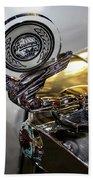 47 Triumph Roadster Bath Towel