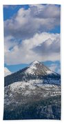 Beauty Of Yosemite Bath Towel