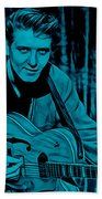 Eddie Cochran Collection Bath Towel