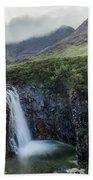 Fairy Pools - Isle Of Skye Bath Towel