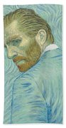 Our Loving Vincent Hand Towel