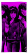 The Ronettes Collection Bath Towel