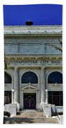 Ventura City Hall Bath Towel