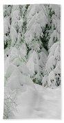 Winter Hand Towel