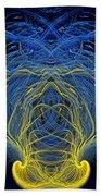 Abstract Graphics Bath Towel