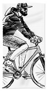 Bike Life  Bath Towel