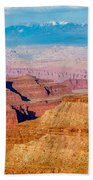 Canyonlands National Park Utah Bath Towel