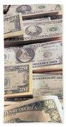 Dollar Bath Towel