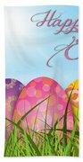 Easter Bath Towel
