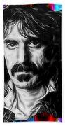 Frank Zappa Collection Bath Towel