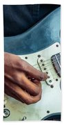 Guitar Bath Towel