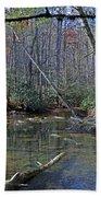 Great Smoky Mountains National Park Bath Towel