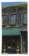 61 Queen Street In Charleston Bath Towel