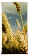 Landscape Paintings Canvas Prints Nature Art  Bath Towel