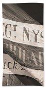 69th New York Bath Towel