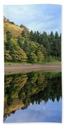 Autumn Derwent Reservoir Derbyshire Peak District Bath Towel