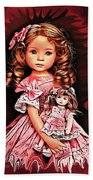 Baby Doll Collection Bath Towel