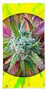 Cannabis 420 Collection Bath Towel