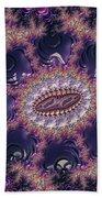 Fractal, Pattern, Kaleidoscope, Art Bath Towel