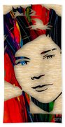 Harry Styles Collection Bath Towel