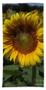 Sunflower Series Bath Towel