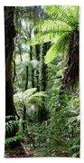 Tropical Jungle 2 Bath Towel
