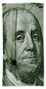 Time Is Money  Bath Towel