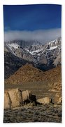 Alabama Hills, Ca Bath Towel