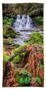 Goit Stock Waterfall Bath Towel