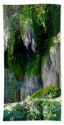 Gormon Falls Colorado Bend State Park.  Bath Towel