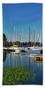 Lake Guntersville Alabama Bath Towel