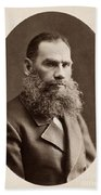 Leo Tolstoy (1828-1910) Bath Towel
