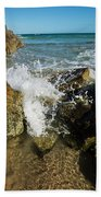 Sunshine Beach At Noosa, Sunshine Coast Bath Towel