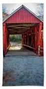 8350- Campbell's Covered Bridge Bath Towel