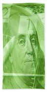 Time Is Money 17 Hand Towel