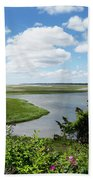 Cape Cod Salt Pond Bath Towel