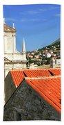 Croatia, Dubrovnik Bath Towel