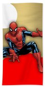Spiderman Collection Bath Towel