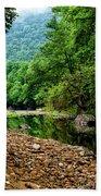 Williams River Summer Bath Towel