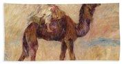 A Camel Bath Towel