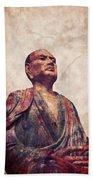 Buddha 5 Bath Towel