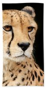 A Cheetah Named Jason Bath Towel