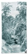 A Drink From Halls Brook Bath Towel